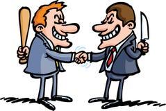 Affaires Agrement Illustration Stock