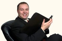 Affaires comme d'habitude Image stock