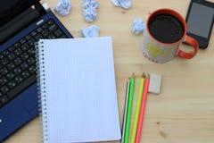 Affaires, concept, idée Image stock