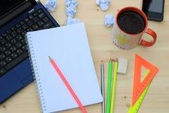Affaires, concept, idée Photos stock