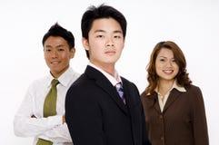Affaires confiantes images stock