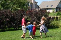 Affaires de famille Image libre de droits