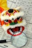 Affaires de la Chine Photo stock