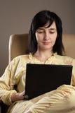 Affaires de pyjamas Photo stock