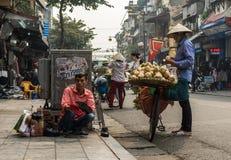 Affaires de rue Image libre de droits