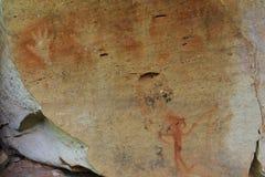 Affaires de silhouette Image libre de droits