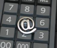 Affaires en ligne Images libres de droits