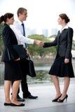 Affaires extérieures Images stock