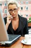Affaires extérieures Photo stock