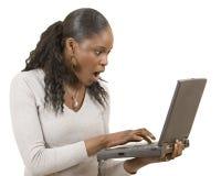 Affaires grandes en ligne ! Images libres de droits