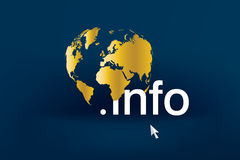 Affaires inter 08 Image libre de droits