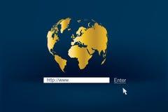 Affaires inter 17 Image libre de droits