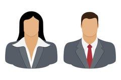 Affaires Person User Icon Photos stock