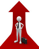 Affaires réussies Image stock