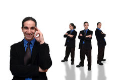 Affaires team-21 Image stock