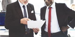 Affaires Team Discussion Meeting Corporate Concept photos stock