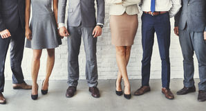 Affaires Team Office Worker Entrepreneur Concept photographie stock