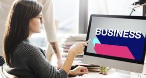 Affaires Team Strategy Management Marketing Concept photos libres de droits