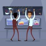 Affaires Team Work Success Concept Vector Image libre de droits