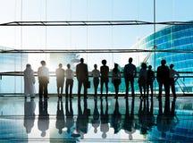 Affare corporativo globale Team Vision Mission Concept Fotografia Stock Libera da Diritti
