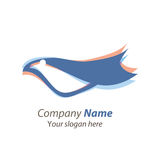 Affare di logo Fotografia Stock Libera da Diritti