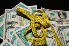 Affare e soldi Fotografia Stock Libera da Diritti