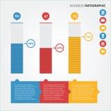 Affare Infographic Immagini Stock