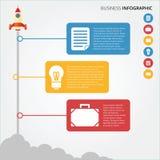 Affare Infographic Immagini Stock Libere da Diritti