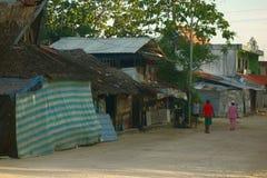 Affare rurale filippino Fotografia Stock