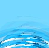 Affare & sviluppo astratti del fondo di tecnologia Immagini Stock Libere da Diritti