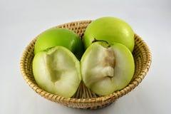 Affe Apple Stockfotografie