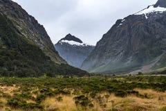 Affe-Nebenfluss, Neuseeland Stockfotografie