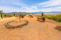 Affe-Park Arashiyama Lizenzfreie Stockbilder