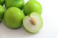 Affeapfel-Bonbonfrucht Stockbilder