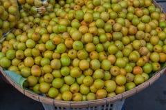 Affeapfel, Thailand-Frucht Stockbilder