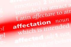 affectation photos stock