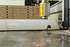 Affecte le charpentier pour des meubles Images libres de droits