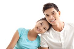 Affecting relationships Royalty Free Stock Photo