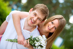 Affection Royalty Free Stock Images