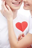 Affection and love Royalty Free Stock Photography