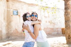 There`s No Love Like A Best Friend`s Love royalty free stock images