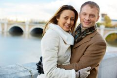 Affectionate couple Royalty Free Stock Photography
