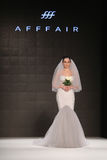 Afffair Catwalk in Mercedes-Benz Fashion Week Istanbul Stock Images