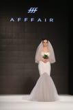 Afffairloopbrug in Mercedes-Benz Fashion Week Istanbul Stock Afbeeldingen