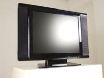 Affichage à cristaux liquides TV Photo stock