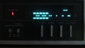 Affichage de console de m?lange du DJ banque de vidéos