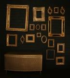 Affichage de rampe Photos libres de droits