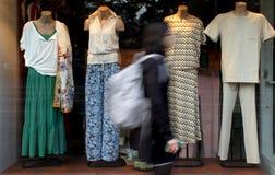 Affichage de vêtement d'hublot photos libres de droits