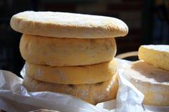 Affichage français de fromage Photo libre de droits