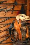 Affichage occidental Photographie stock libre de droits